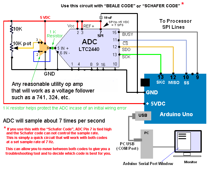 A3967 arduino connection